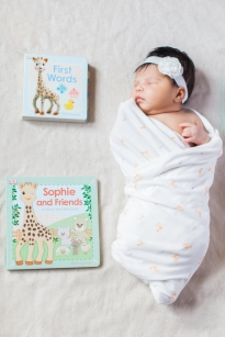 baby newborn photo session