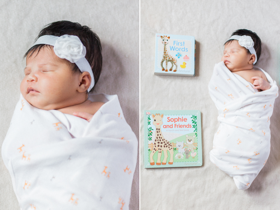 newborn baby girl at home photos ideas inspiration