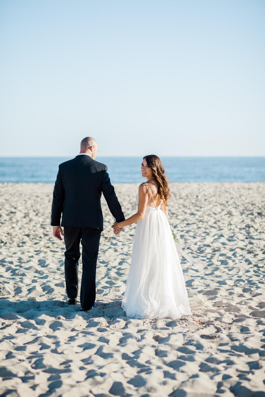 beach wedding in new jersey