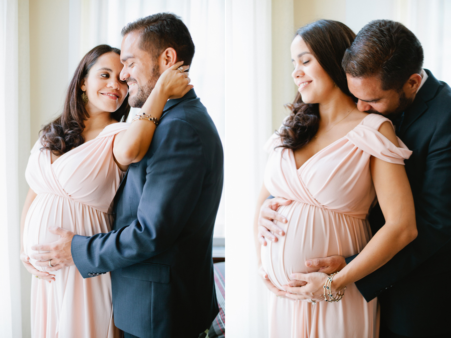 Maternity inspiration ideas for couples outfit