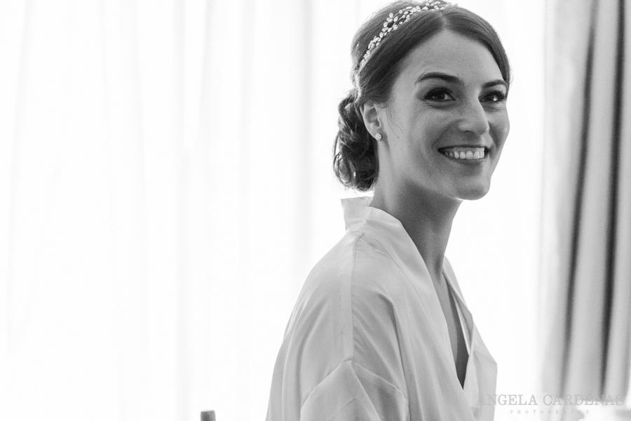 nyc bride portrait photo