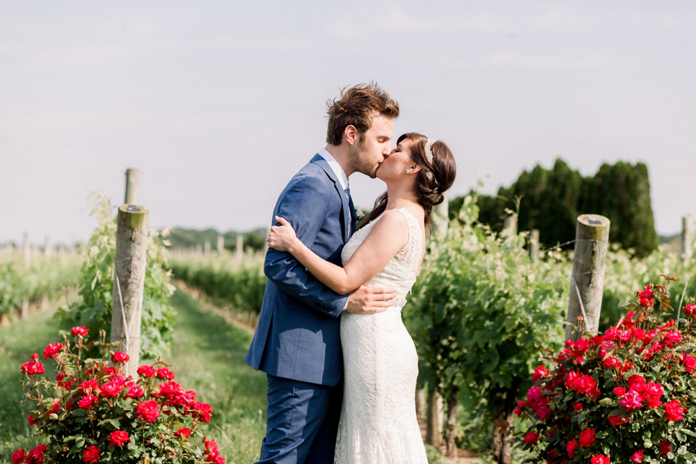North Fork Long Island Wedding