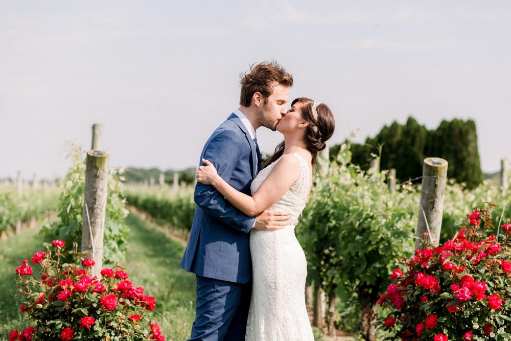 North Fork Long Island Wedding